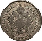 2 Lira - Franz II – avers