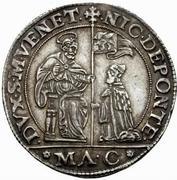 1 scudo - Nicolò da Ponte – avers