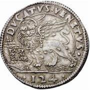 1 ducato - Nicolò da Ponte – revers