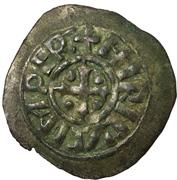 1 Denaro - Enrico III di Franconia – avers