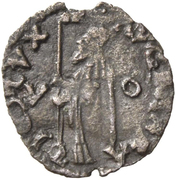 1 Denaro - Agostino Barbarigo (for Verona and Vicenza) – avers
