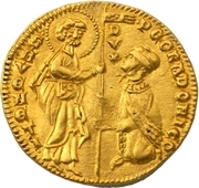 1 zecchino - Pietro Gradenigo – avers