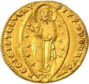 1 zecchino - Pietro Gradenigo – revers