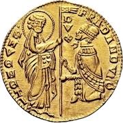 1 ducato - Francesco Dandolo – avers