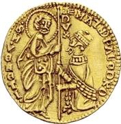 1 ducato - Marin Faliero – avers