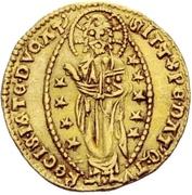 1 ducato - Marin Faliero – revers