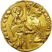 1 ducato - Giovanni Gradenigo – avers