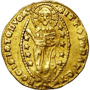 1 ducato - Giovanni Gradenigo – revers