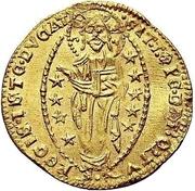 1 ducato - Giovanni Dolfin – revers