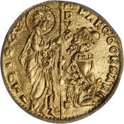 1 ducato - Marco Corner – avers
