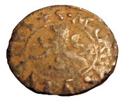 1 Carzia - Girolamo Priuli (Coinage for Cyprus) – revers