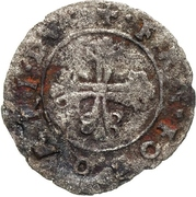 1 Quattrino - Francesco Foscari (for Ravenna) – avers