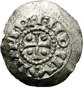 1 Denaro - Enrico IV / Enrico V di Franconia – avers