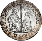 1 Ducato - Girolamo Priuli – avers