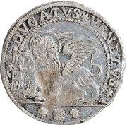 1 ducato - Francesco Loredan – revers