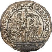 1 ducato - Francesco Loredan – avers