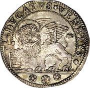 1 ducato - Alvise Mocenigo IV – revers