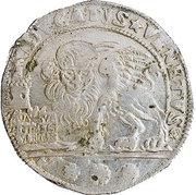 1 ducato - Lodovico Manin – revers