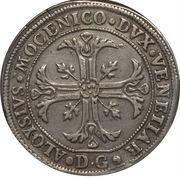 1 scudo - Alvise Mocenigo IV – avers
