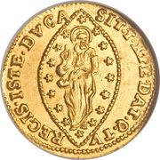 1 zecchino - Alvise Mocenigo IV – revers