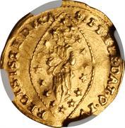 1 Zecchino (Ludovico Manin) – revers