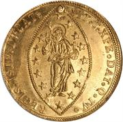 10 zecchini - Alvise Mocenigo IV – revers