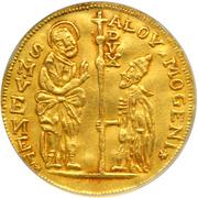 4 zecchini - Alvise Mocenigo III – avers