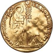 10 zecchini - Giovanni Corner II – avers