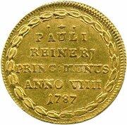 1 Osella - Paolo Renier – revers