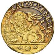 6 Zecchini - Alvise Mocenigo IV – avers