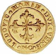2 scudi d'Oro - Lodovico Manin – avers