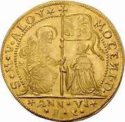 1 osella - Alvise III Mocenigo – avers