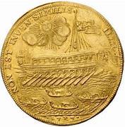 1 osella - Alvise III Mocenigo – revers