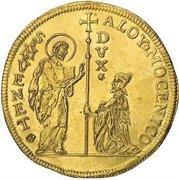 50 zecchini - Alvise Mocenigo IV – avers
