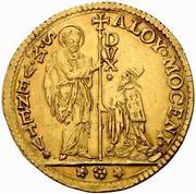 10 zecchini - Alvise II Mocenigo – avers