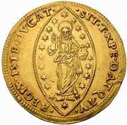10 zecchini - Alvise II Mocenigo – revers