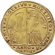 1 osella - Alvise Mocenigo III – avers