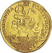 1 osella - Alvise Mocenigo II – revers