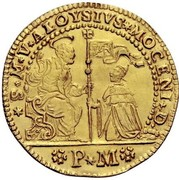 1 osella - Alvise Mocenigo II – avers