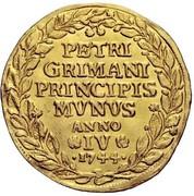 1 osella - Pietro Grimani – revers