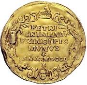 1 osella - Pietro Grimani -  revers