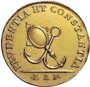 1 osella - Alvise Mocenigo IV – avers
