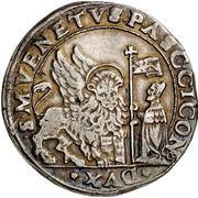 1 ducato - Pasquale Cicogna – avers