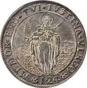 1 ducatone - Alvise Mocenigo IV – revers