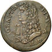 1 Luigino - Giovanni Maria Spinola – avers
