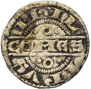1 Denier - Philippe d''Alsace – avers