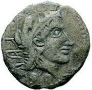 1 sextans (série II: inscription derrière) – avers