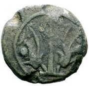 1 sextans (série II: inscription derrière) – revers