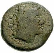 1 sextans (série II: inscription manquante) – avers