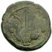 1 sextans (série II: inscription manquante) – revers